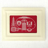 Greetings from Camp Christmas - Cross Stitch Pattern