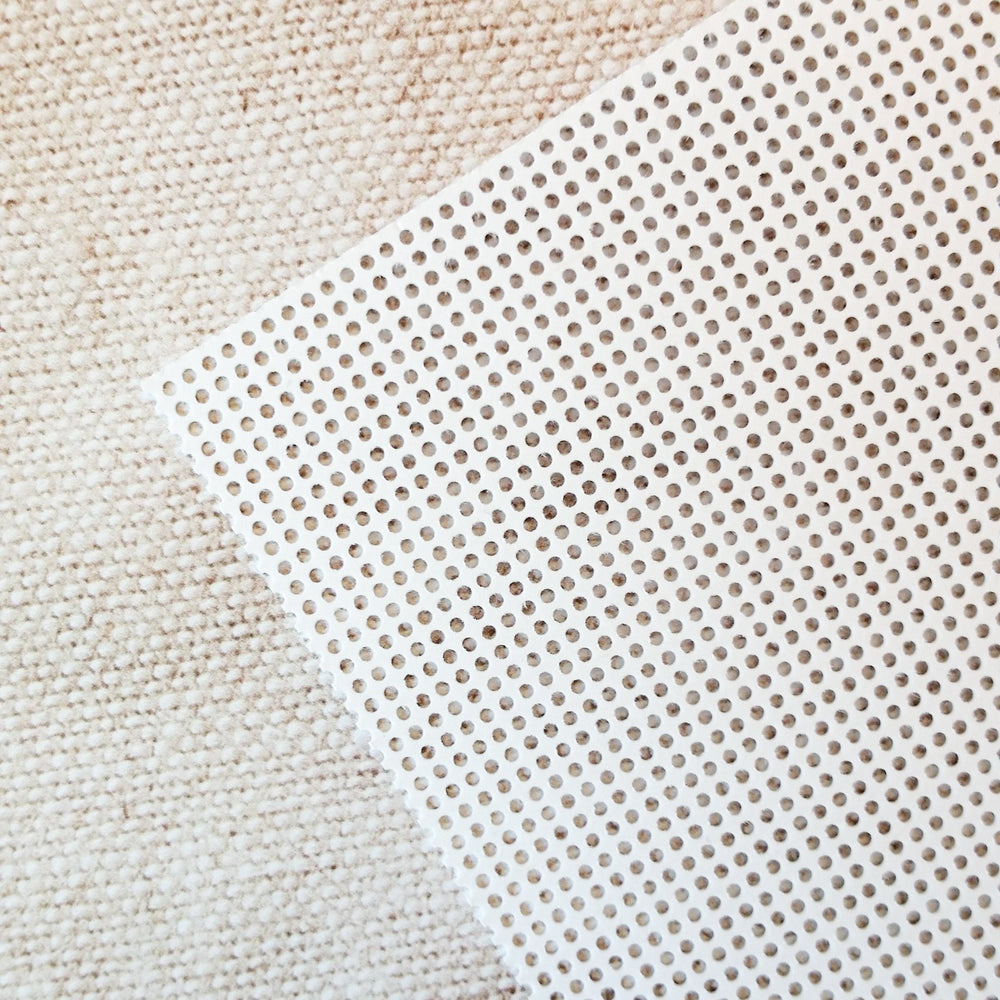 white perforated paper for cross stitch and embroidery, 14 count by mill hill