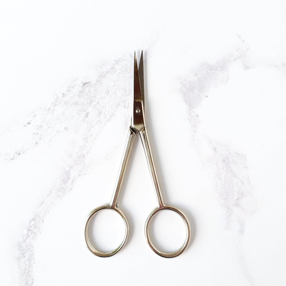 Classic long handled embroidery scissors