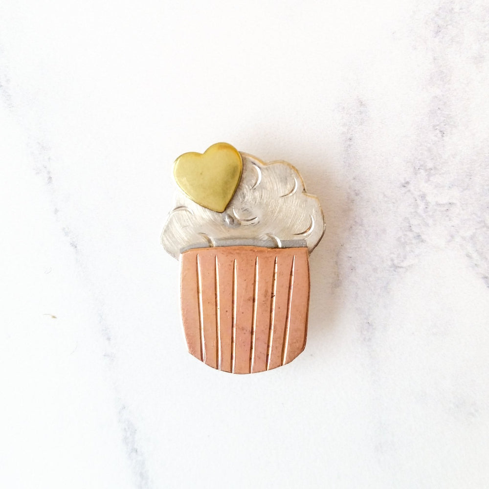 Mini Cupcake Needle Minder