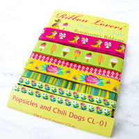 Ribbon Lovers' Collection - Popsicles and Chili Dogs (50% OFF)