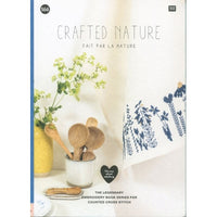 Cross Stitch Pattern Book - Crafted Nature