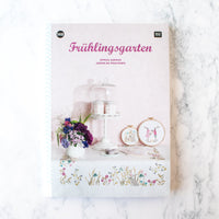 Cross Stitch Pattern Book - Spring Garden