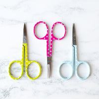 Swiss Dot Embroidery Scissors