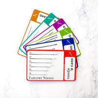 Needle Identification Cards