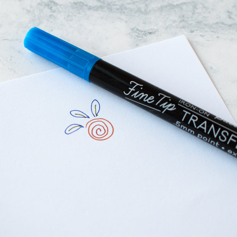 Fine Tip Iron-on Transfer Pens