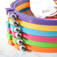 Super Grip Plastic Embroidery Hoop