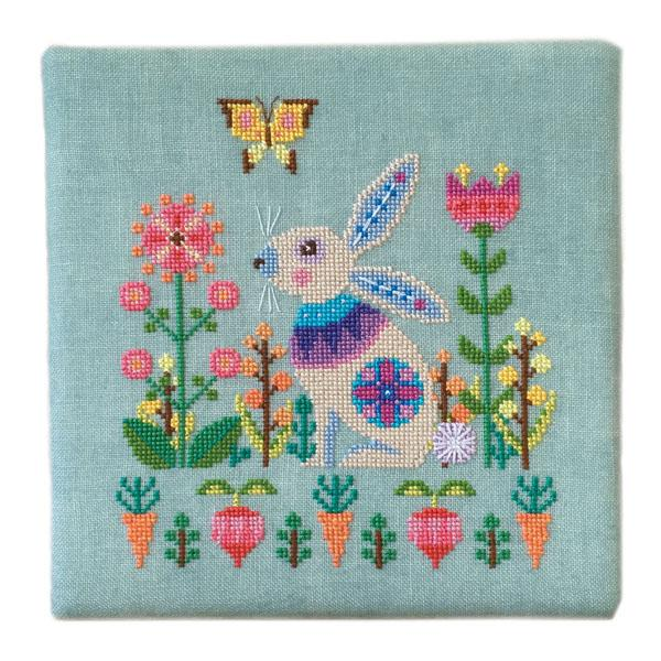 Sweet Spring Cross Stitch Pattern