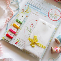 Flying Fairy Hand Embroidery Kit