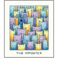 'The Imposter' Cross Stitch Kit