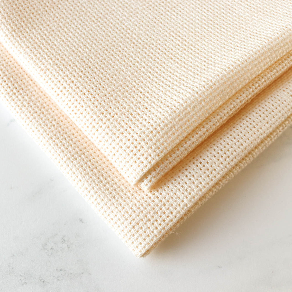 10-count Tula Cross Stitch Fabric - Cream