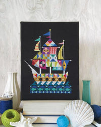 Voyage Cross Stitch Pattern