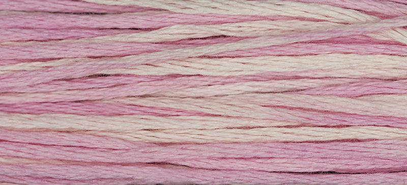 Weeks Dye Works Embroidery Floss - Sophia's Pink #1138