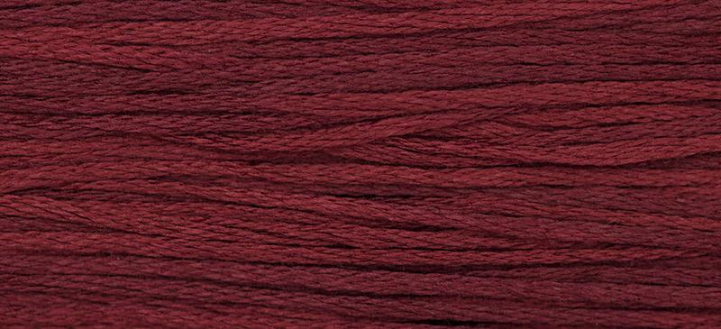 Weeks Dye Works Embroidery Floss - Merlot #1334