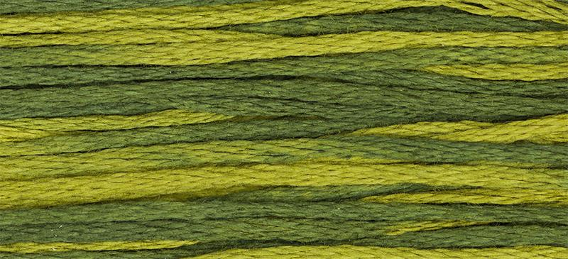 Weeks Dye Works Embroidery Floss - Bullfrog #2202