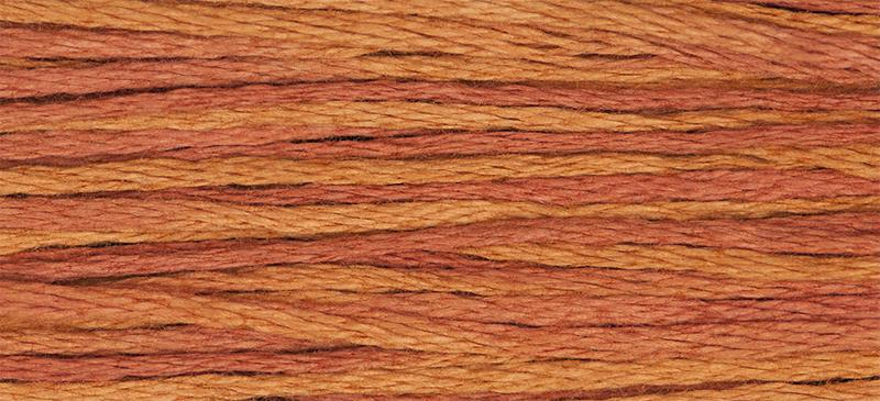 Weeks Dye Works Embroidery Floss - Terra Cotta #2239