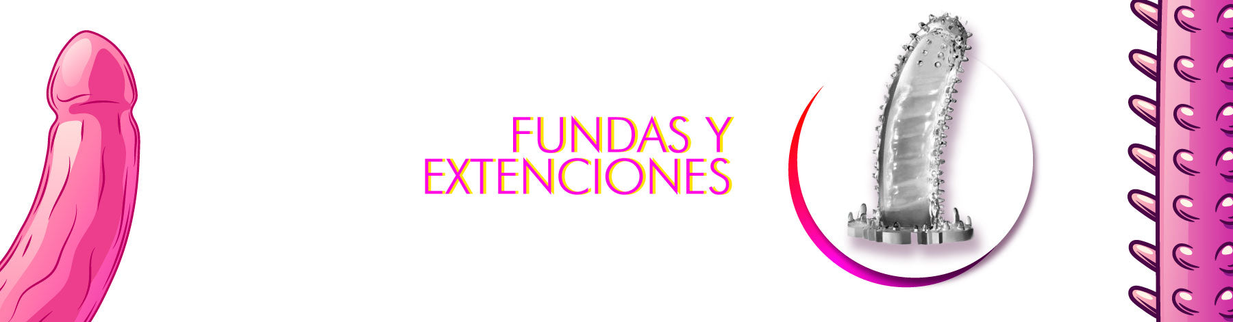kinky toys sex shop fundas y extensiones