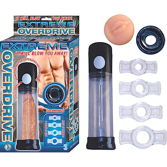 Extreme Overdrive Pump