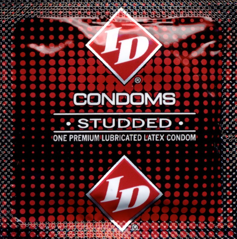 Id Condoms Studded