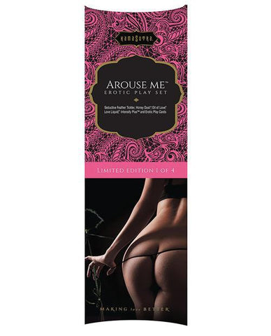 Kit de Juego Arouse Me Kama Sutra - Accesorios KinkyToys Mx