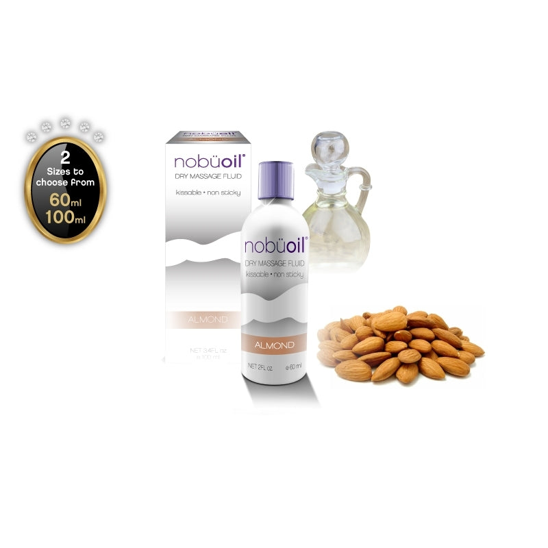 Nobu Oil Dry Massage Fluid Almond 60 Ml