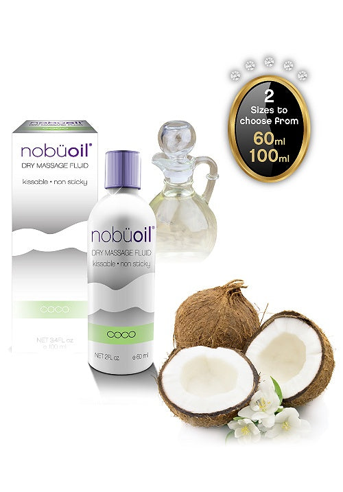 Nobu Oil Dry Massage Fluid Coco 100 Ml