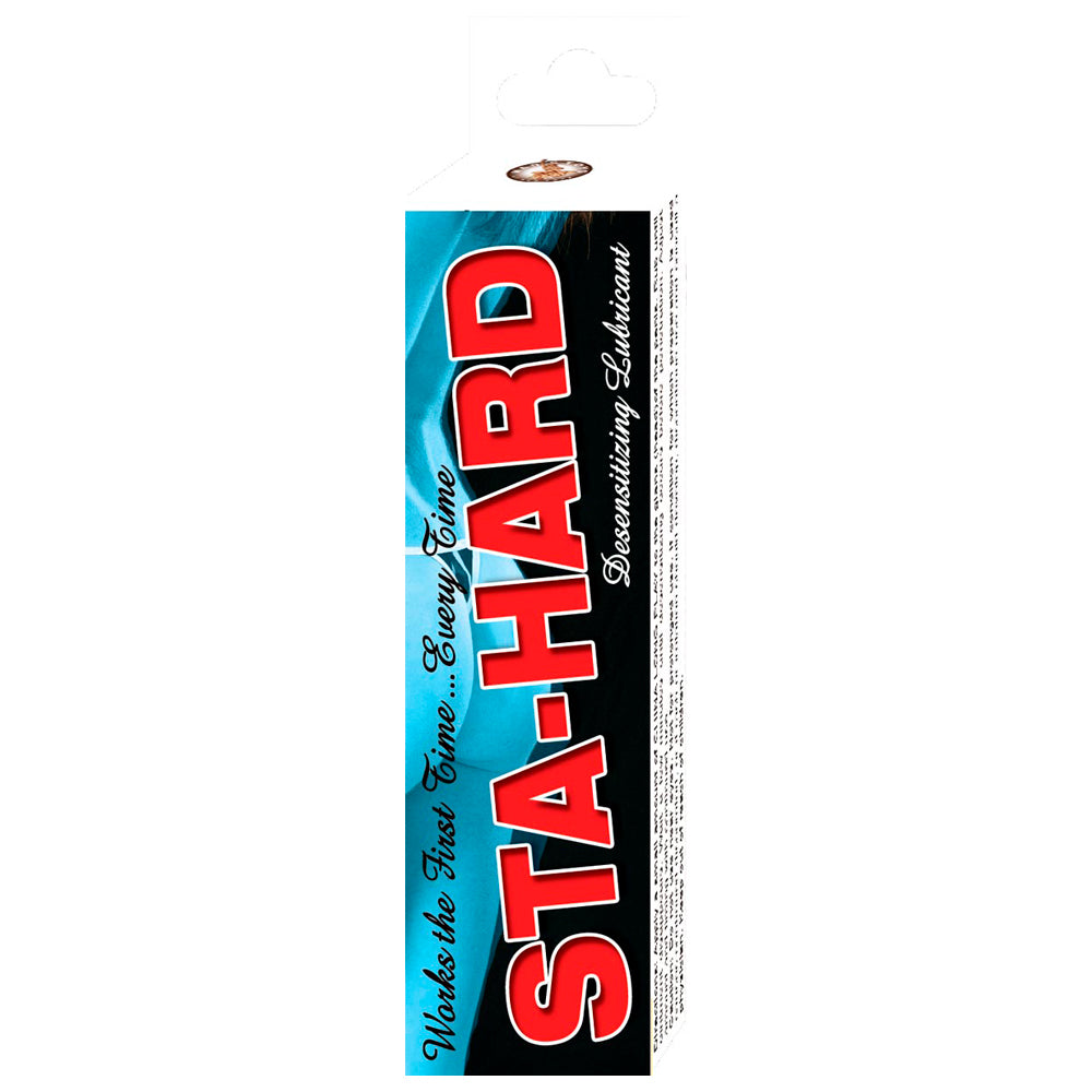 Stay Hard Desensitizing Lubricant .5 Oz Soft Packaging