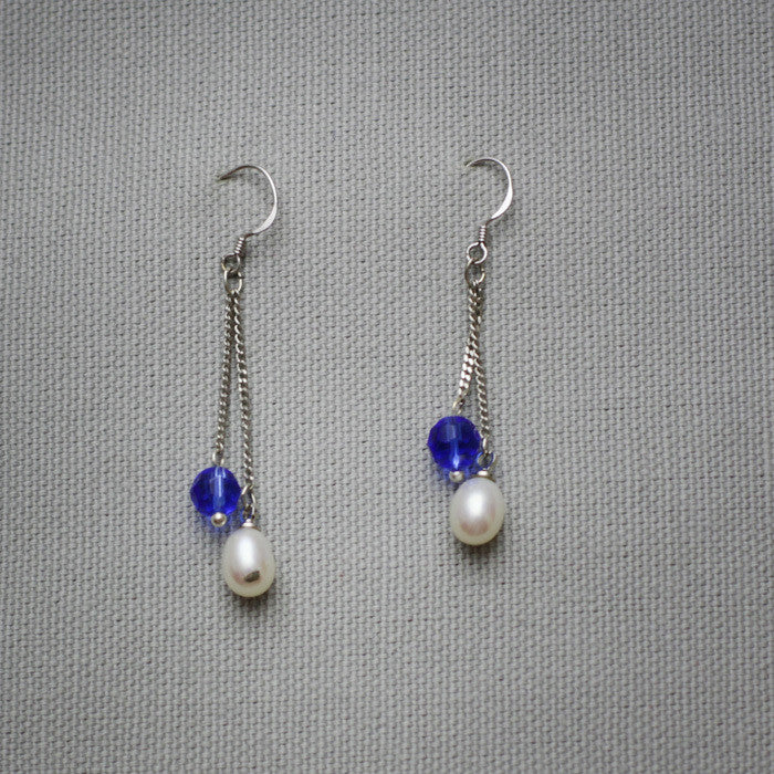 Zeta Phi Beta Trust Earrings