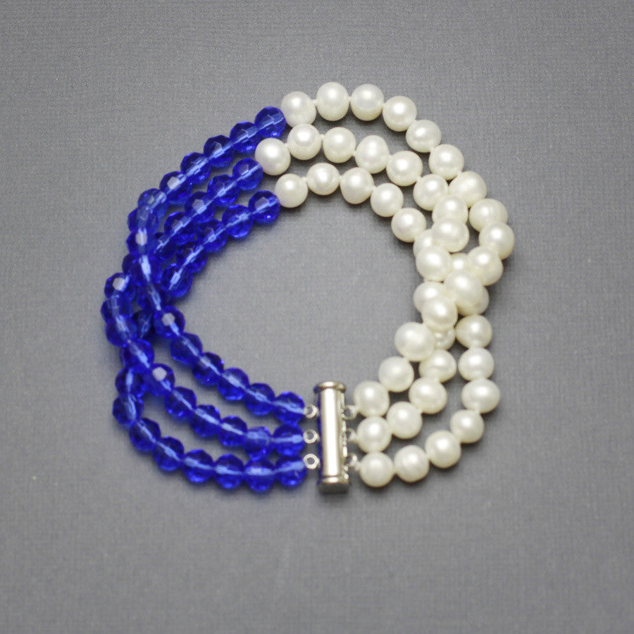 Zeta Phi Beta Womanhood Bracelet