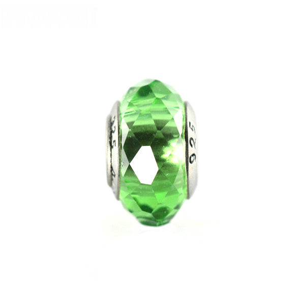 AKA Green Crystal Charm