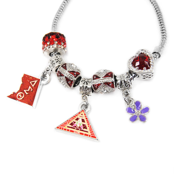 DST D.C. Stained Glass Bracelet