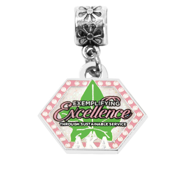 AKA Excellence Charm