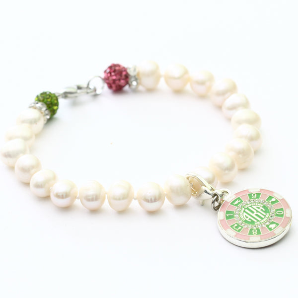 20 Pearl Leadership Bracelet