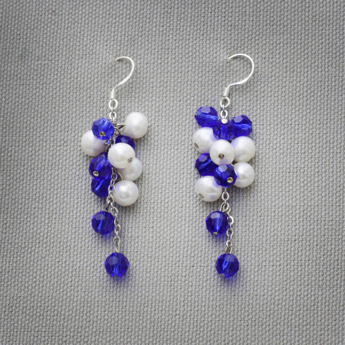 Zeta Phi Beta Love Earrings