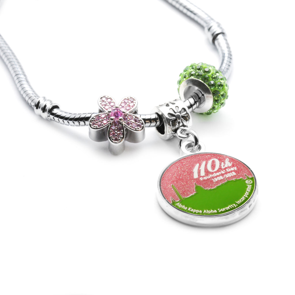 110th Cherry Blossom Bracelet