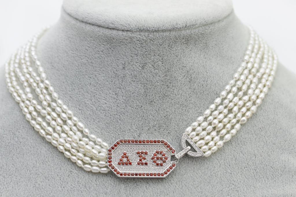 Diva Pearl Necklace