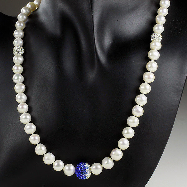 Zeta Phi Beta  Necklace with Fireball