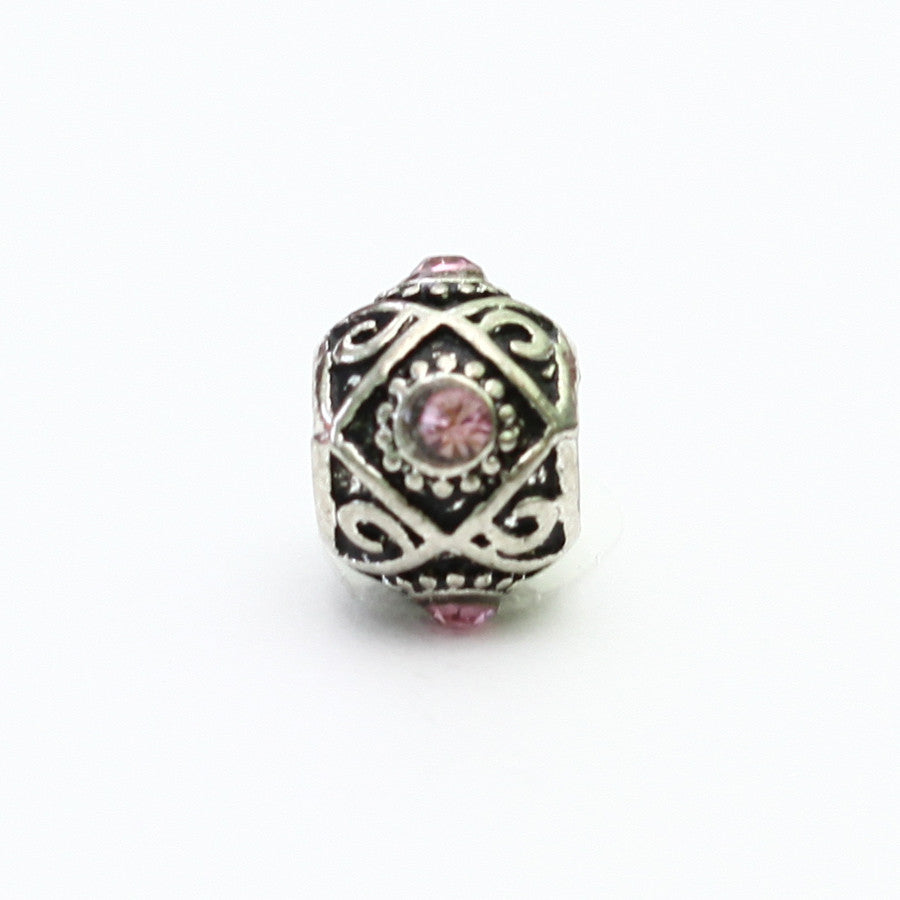 Pink Baroque Charm