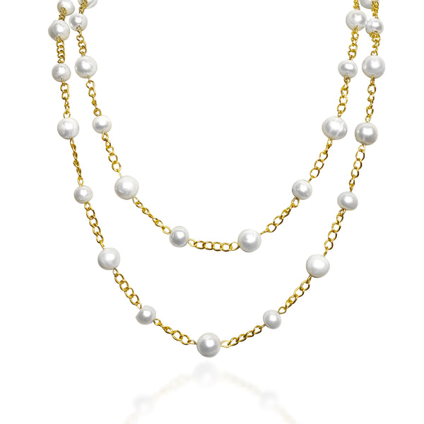 Kamala Station Freshwater Pearl Necklace