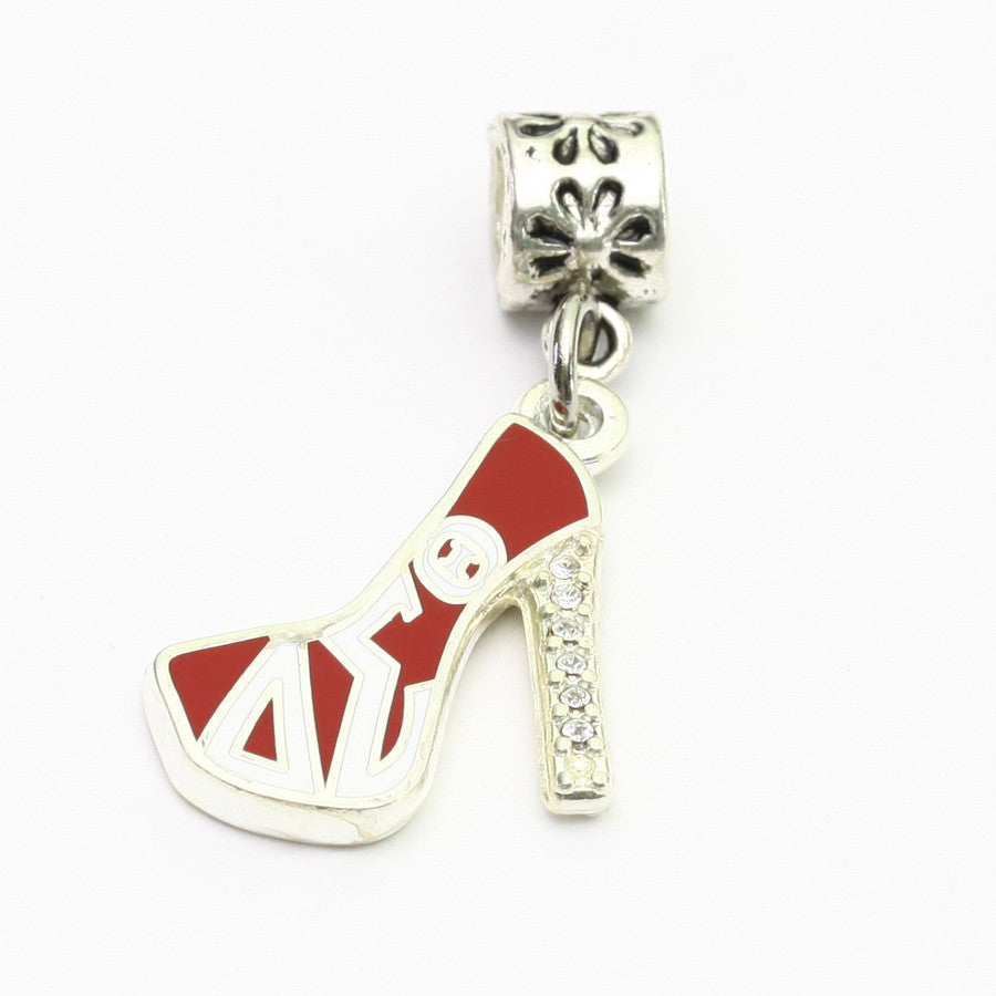 DST Red Stiletto (Dime Size)