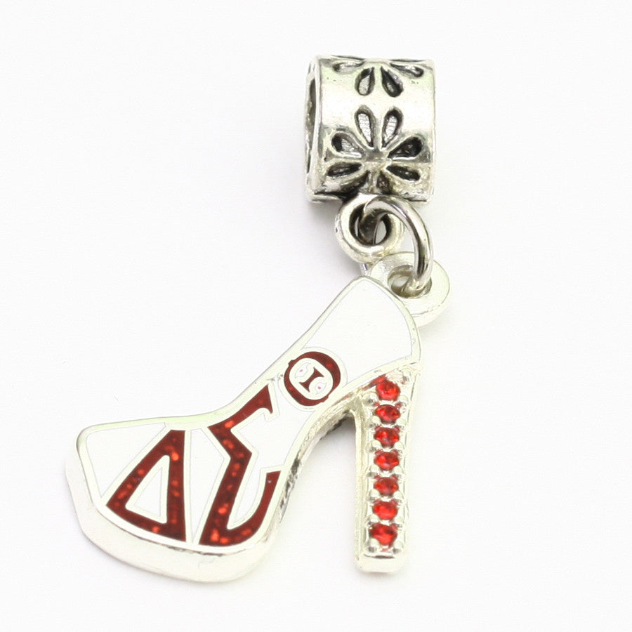 DST White Stiletto (Dime Size)