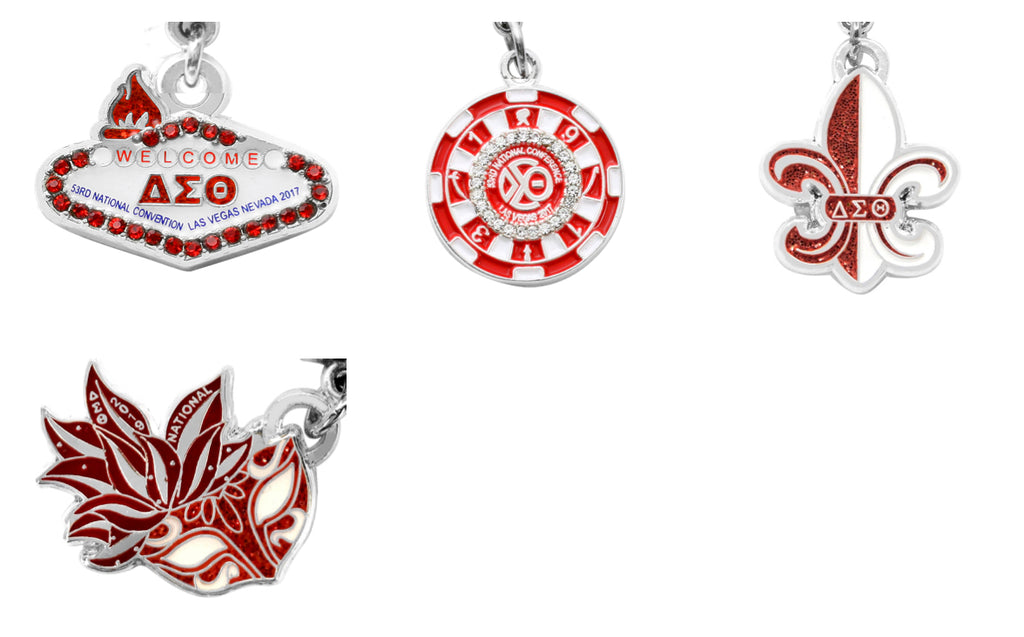DST Convention Charm Package