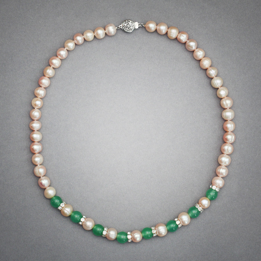 AKA Divine Jade Necklace