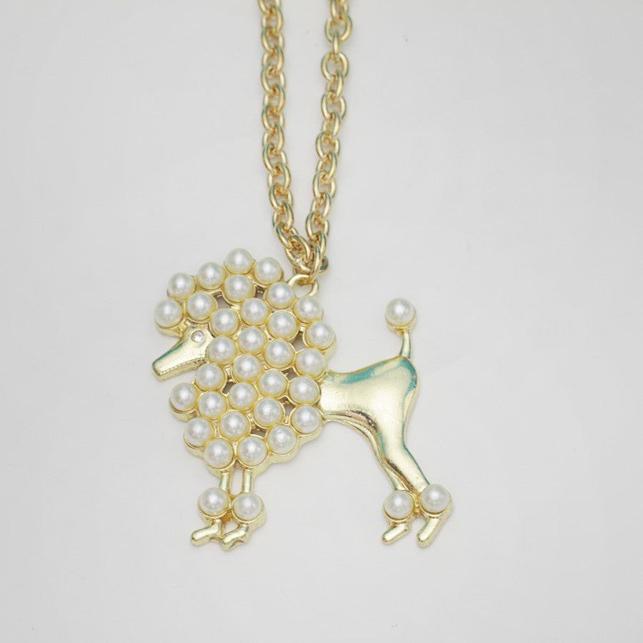 Poodle Sweater Chain