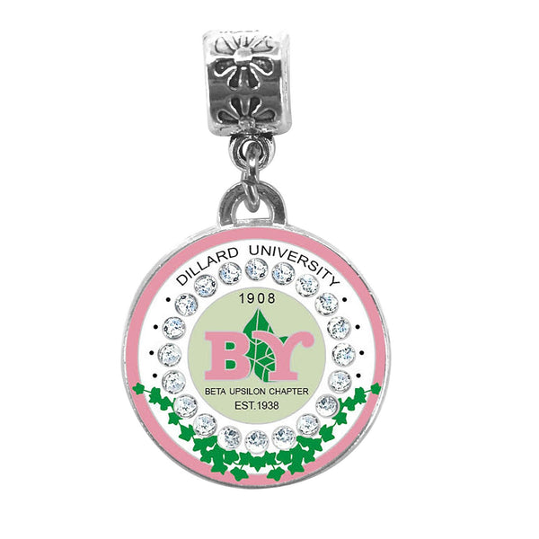 AKA Beta Upsilon Chapter Charm( Pre-order, Ships 1/31/2021 )