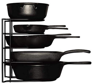 Extreme Matters Heavy Duty Pot, Pan, Skillet Organizer