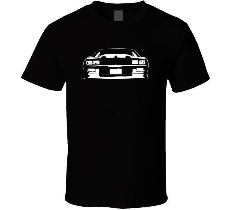 1991 1992 Camaro Bowtie Grill View Faded Look T Shirt