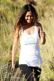 Women's Original Bamboo Tank - White