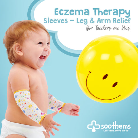 Eczema Therapy Arm & Leg Sleeves