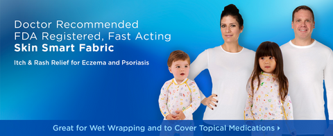 Doctor Recommended Eczema Therapy clothing